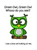 Brown Owl Whooo Do You See - Teacher and Class Book