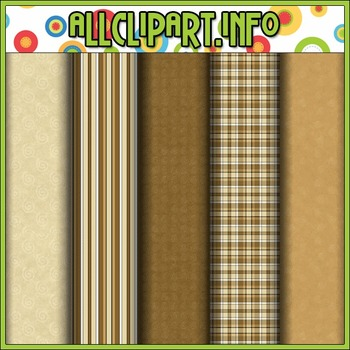 $1.00 BARGAIN BIN - Brown Suede Digital Papers