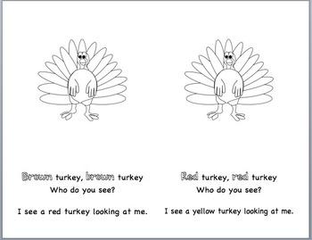 Brown Turkey, Brown Turkey Book Pack