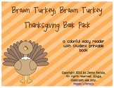 Brown Turkey, Brown Turkey Book Pack
