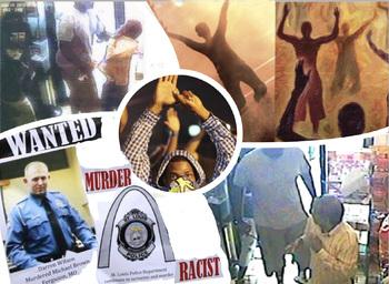 Ferguson Police Racial Killing - Michael Brown & Darren Wilson - 63 Slides