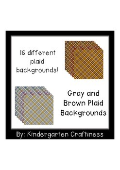 Brown and Gray Backgrounds