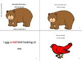 Brown bear, Brown bear Adapted Book