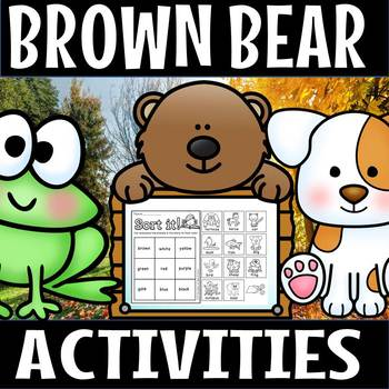 Brown bear activities