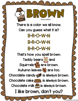 Brown Song