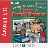 Brown vs. Board of Education: I Want to Go to School! by C