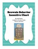 Brownie Behavior Incentive Chart