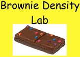 Brownie Density Lab - A Tasty Investigation Into Density!