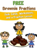 Brownie Fractions -A Mixed Number Lesson