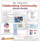 Brownie Girl Scout Celebrating Community Activity Booklet