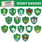 Brownie Girl Scout Clipart Scout Girl Clip art Explorer Ba