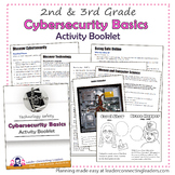 Brownie Girl Scout Cybersecurity Basics Activity Booklet
