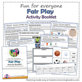 Brownie Girl Scout Fair Play Activity Booklet
