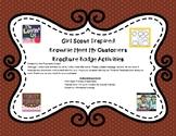 Brownie Girl Scout Inspired Meet My Customers Badge Brochure