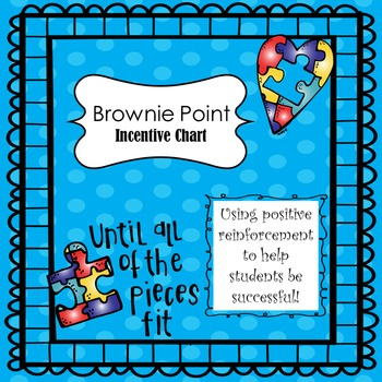 Brownie Incentive Chart