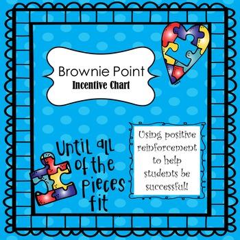 Brownie Incentive Chart