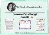 Brownie Pets Badge Bundle