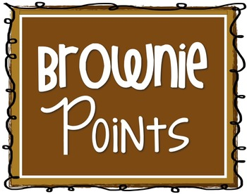 Brownie Points - Classroom Management
