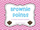 Brownie Points- A Classroom Reward System