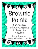 Brownie Points-A Whole Class Behavior Incentive in Turquoi