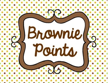 Brownie Points Classroom Management System
