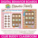 Brownie Points Digital Behavior Board | Distance Learning