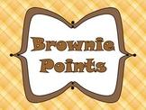 Brownie Points - Hallway Behavior System