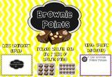 Brownie Points Whole Class Rewards System