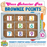 Brownie Points Whole Group Positive Behavior Pan