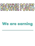 Brownie Points: classroom management, behavior management,