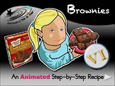 Brownies - Animated Step-by-Step Recipe - VI