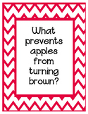 Browning Apples Experiment