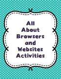 Browser and Website Activities