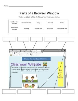 Browser and Website Activities