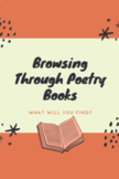 Browsing Through Poetry Books