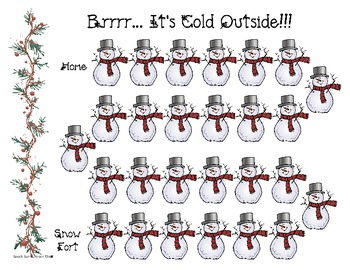 Brrr... It's Cold Outside - Winter Fact and Opinion Activity Pack
