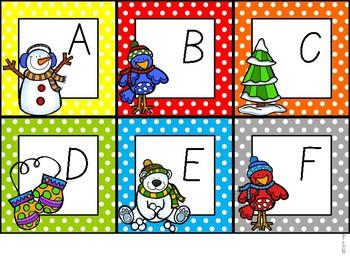 Brrr...It's Cold Pre-K and Kindergarten Literacy and Math Activities