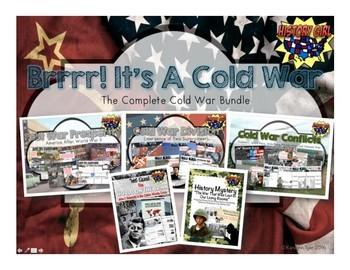 Brrrr! It's A Cold War: Cold War Bundle