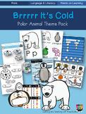 Brrrrr It's Cold Polar Animal Theme Pack