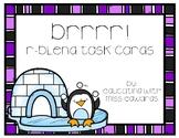 Brrrrrrrr! R-Blends Task Cards