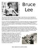 Bruce Lee Reading Comprehension