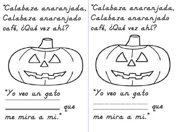 Halloween Bruja Bruja Book