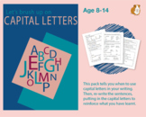 Brush Up On Capital Letters (Improve Your English Work Pac