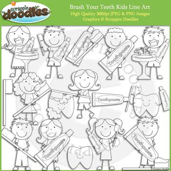 Brush Your Teeth Kids