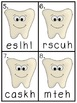 Brush Your Teeth Literacy Activities for 'sh' and 'th'