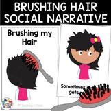 Social Story Brushing Hair