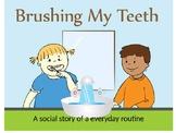 Brushing My Teeth- Printable