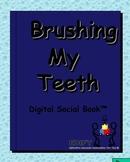 Brushing My Teeth Digital Social Book