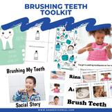 Brushing Teeth Printable Toolkit