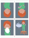 Brushing Teeth Sequence (Preschool Make a Book, Unit #1)